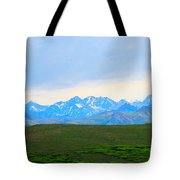 Blissful Shades Tote Bag