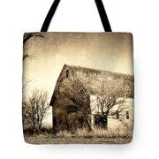 Block Barn Tote Bag