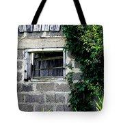 Block Wall Tote Bag