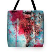 Blood And Stones  Tote Bag