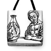 Bloodletting, Leech Method Tote Bag