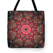 Blossoms And Branches Tote Bag