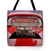 Blown Tote Bag by Alan Hutchins