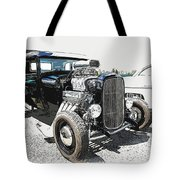 Blown Coupe Tote Bag