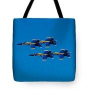 Blue Angels 2 Tote Bag