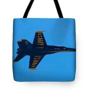 Blue Angels 21 Tote Bag