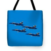 Blue Angels 25 Tote Bag