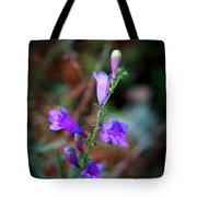 Blue Bells Tote Bag