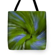 Blue Bells Vortex 3 Tote Bag