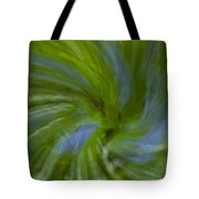 Blue Bells Vortex 4 Tote Bag