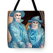Blue Cane Duo Tote Bag