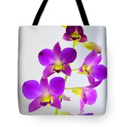 Blue Charm X Aridang Blue Orchid - 1 Tote Bag