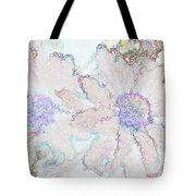Blue Daisies IIi Tote Bag