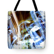 Blue Days Tote Bag