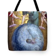 Blue Earth Tote Bag