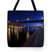 Blue Hour Hoan Tote Bag