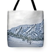 Blue Ice 1 Tote Bag