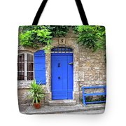 Blue In Provence France Tote Bag