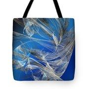 Blue Legacy Tote Bag