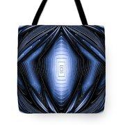 Blue Light Tote Bag