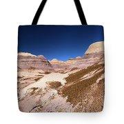 Blue Mesa Landscape Tote Bag