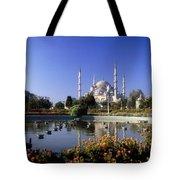 Blue Mosque, Sultanahmet, Istanbul Tote Bag