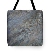Blue Nebula #2 Tote Bag