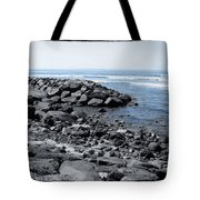 Blue Pacific Tote Bag