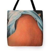 Blue Repose Tote Bag