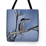 Blue Skies V2 Tote Bag