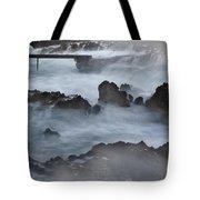 Blue Storm..protaras Tote Bag