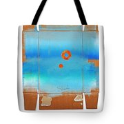 Blue Turner Walkabout Tote Bag