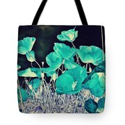 Blue Vision Tote Bag