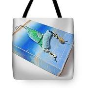 Blue Water Sailing Tote Bag