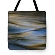 Blue Wave Tote Bag