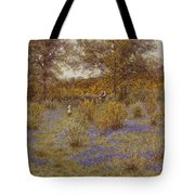 Bluebell Copse Tote Bag