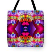 Blueberry Ice Tote Bag