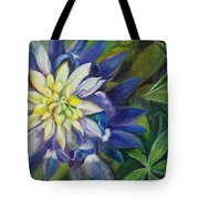 Bluebonnet Daze Tote Bag