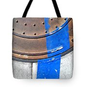 Bluer Sewer One Tote Bag