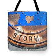 Bluer Sewer Two Tote Bag