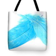 Blues Crossed Tote Bag