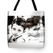 Blurred Thoughts Tote Bag