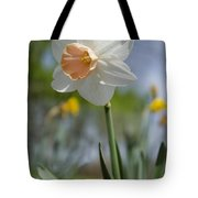 Blushing In The Garden Tote Bag