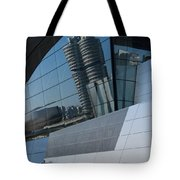 Bmw Hq Tote Bag