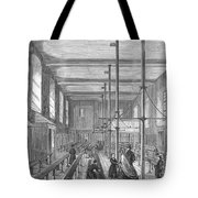 Boarding School, 1862 Tote Bag