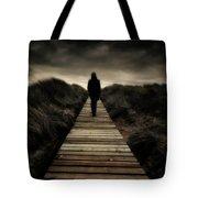 Boardwalk Of Doom Tote Bag