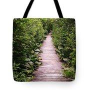 Boardwalk Swamp Tote Bag