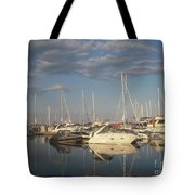 Harbor Cams Tote Bag