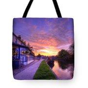 Boat Inn Sunrise 1.0 Tote Bag