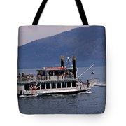 Boat Race Tote Bag